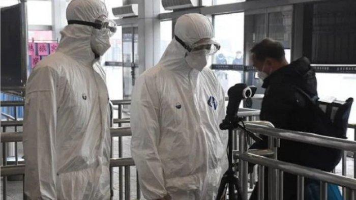 jaket pelindung diri di tempat umum