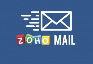zoho mail adalah